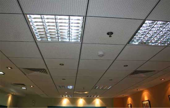 Glass Reinforced Gypsum Product : Grg ceiling tile and grid manufacturers in bangalore