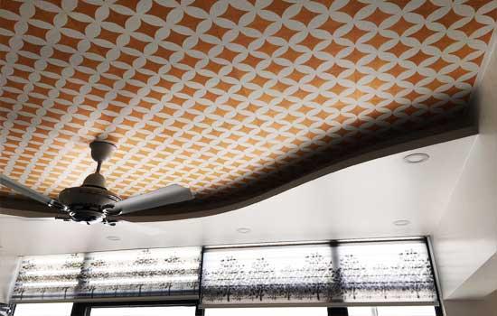 Gypsum False Ceiling For a 4BHK Villa in Rajankunte, Bangalore