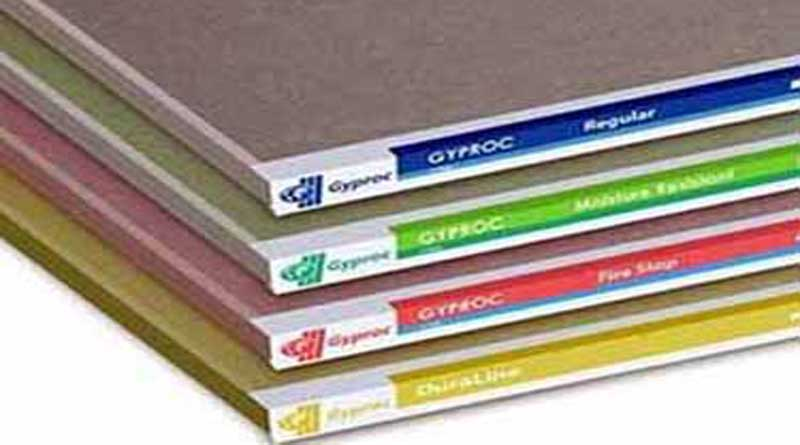 Yellow Gypsum Board ~ Front page jayswal agencies